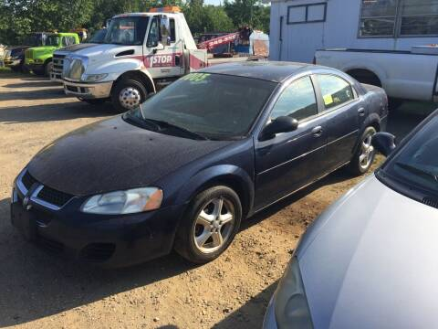 2005 Dodge Stratus for sale at Classic Heaven Used Cars & Service in Brimfield MA