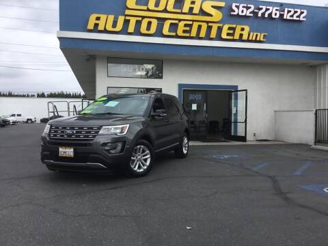 2017 Ford Explorer for sale at Lucas Auto Center in South Gate CA