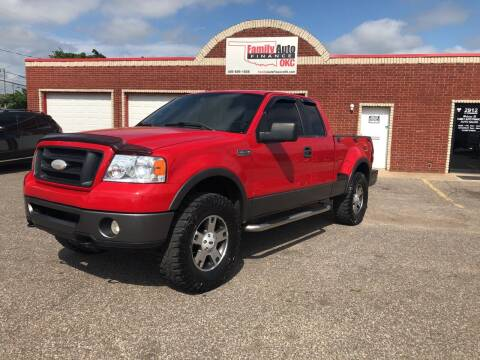 2006 Ford F-150 for sale at Family Auto Finance OKC LLC in Oklahoma City OK