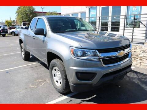 2019 Chevrolet Colorado for sale at AUTO POINT USED CARS in Rosedale MD