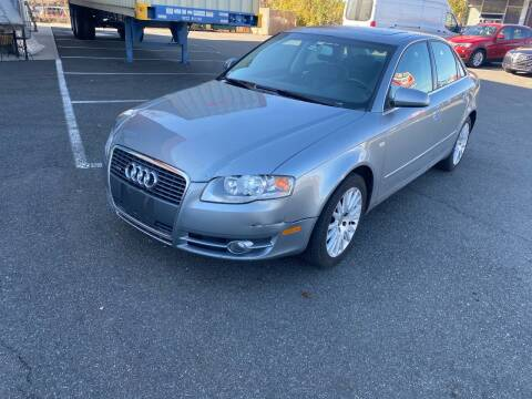 2006 Audi A4 for sale at MAGIC AUTO SALES in Little Ferry NJ