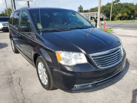2014 Chrysler Town and Country for sale at Mars auto trade llc in Kissimmee FL