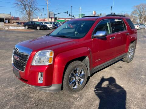 2014 GMC Terrain for sale at RABIDEAU'S AUTO MART in Green Bay WI