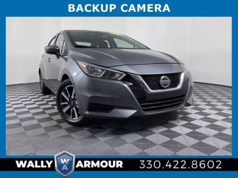 2020 Nissan Versa for sale at Wally Armour Chrysler Dodge Jeep Ram in Alliance OH