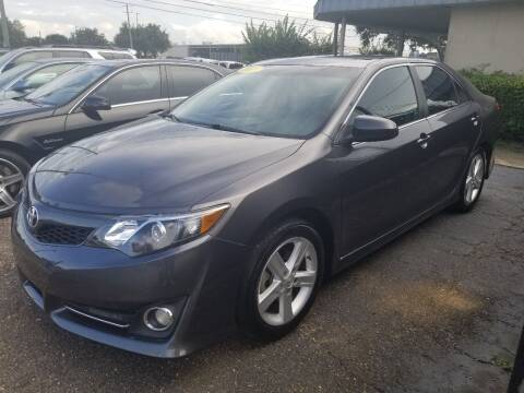 2013 Toyota Camry for sale at Access Motors Co in Mobile AL