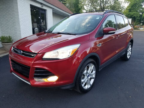 2013 Ford Escape for sale at Cedar Auto Group LLC in Akron OH