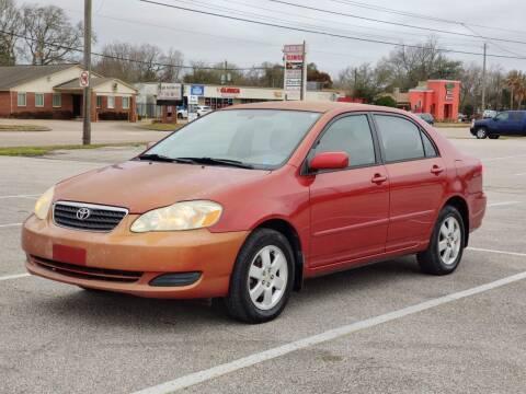 2005 Toyota Corolla for sale at Loco Motors in La Porte TX