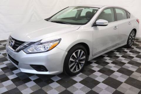 2017 Nissan Altima for sale at AH Ride & Pride Auto Group in Akron OH