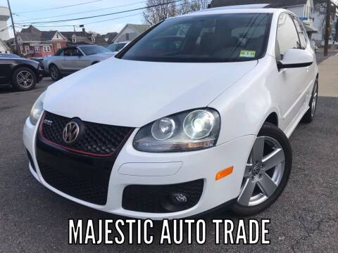 2009 Volkswagen GTI for sale at Majestic Auto Trade in Easton PA