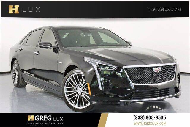 2020 Cadillac CT6-V for sale in Pompano Beach, FL