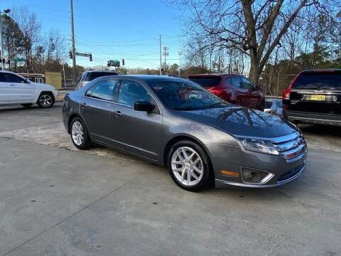 2012 Ford Fusion for sale at On The Road Again Auto Sales in Doraville GA