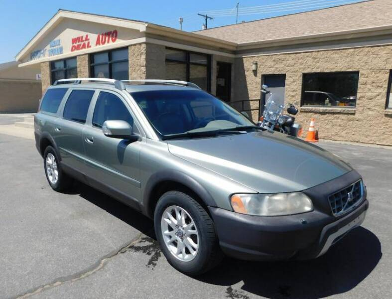 2007 Volvo XC70 for sale at Will Deal Auto & Rv Sales in Great Falls MT