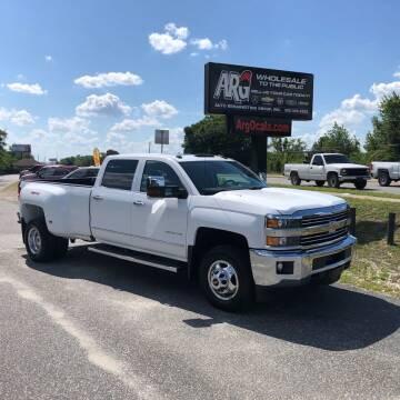 2016 Chevrolet Silverado 3500HD for sale at Auto Remarketing Group in Ocala FL