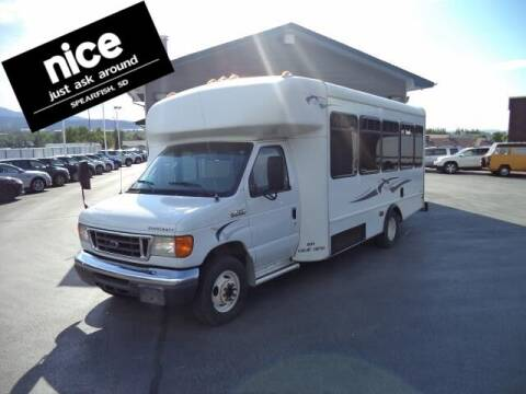 2007 Ford E-Series Chassis for sale at PRESTIGE AUTO SALES in Spearfish SD