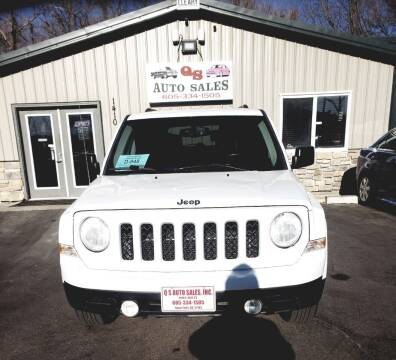 2014 Jeep Patriot for sale at QS Auto Sales in Sioux Falls SD