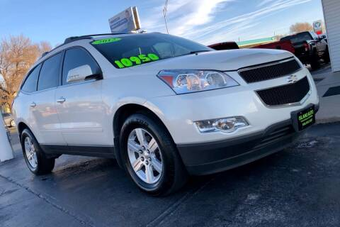 2012 Chevrolet Traverse for sale at Island Auto in Grand Island NE