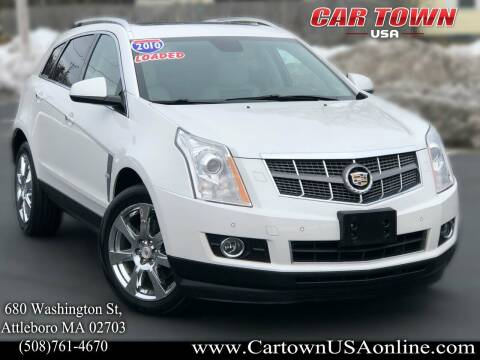 2010 Cadillac SRX for sale at Car Town USA in Attleboro MA