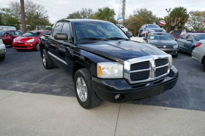 2006 Dodge Dakota for sale at J Linn Motors in Clearwater FL