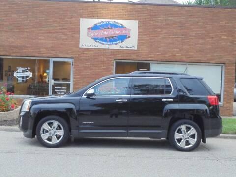 2014 GMC Terrain for sale at Eyler Auto Center Inc. in Rushville IL