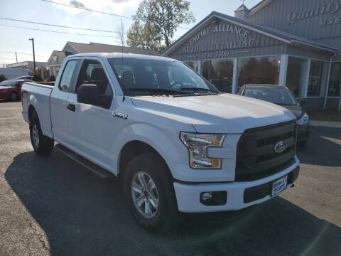 2016 Ford F-150 for sale at Empire Alliance Inc. in West Coxsackie NY