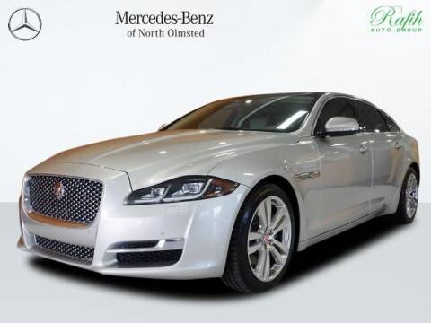 2016 Jaguar XJL for sale at Mercedes-Benz of North Olmsted in North Olmstead OH