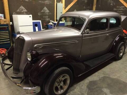 1936 Plymouth Sedan for sale at Haggle Me Classics in Hobart IN