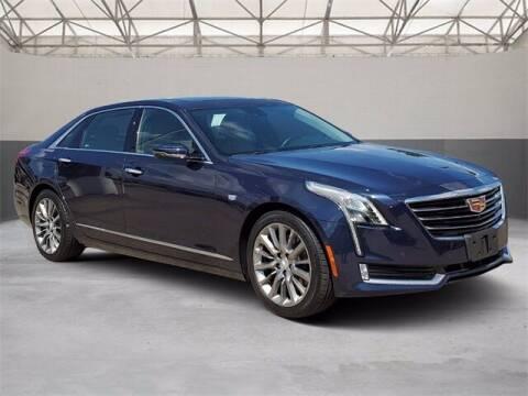 2016 Cadillac CT6 for sale at Gregg Orr Pre-Owned Shreveport in Shreveport LA