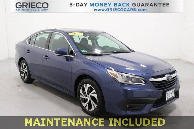 2021 Subaru Legacy for sale in East Providence, RI
