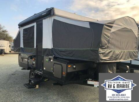 2021 Forest River ROCKWOOD 1910ESP-W for sale at SOUTHERN IDAHO RV AND MARINE in Jerome ID