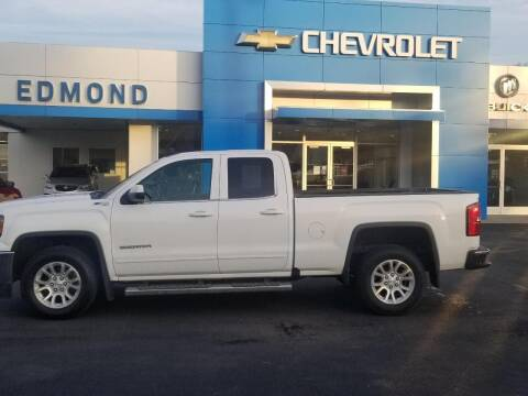 2017 GMC Sierra 1500 for sale at EDMOND CHEVROLET BUICK GMC in Bradford PA