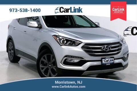 2018 Hyundai Santa Fe Sport for sale at CarLink in Morristown NJ