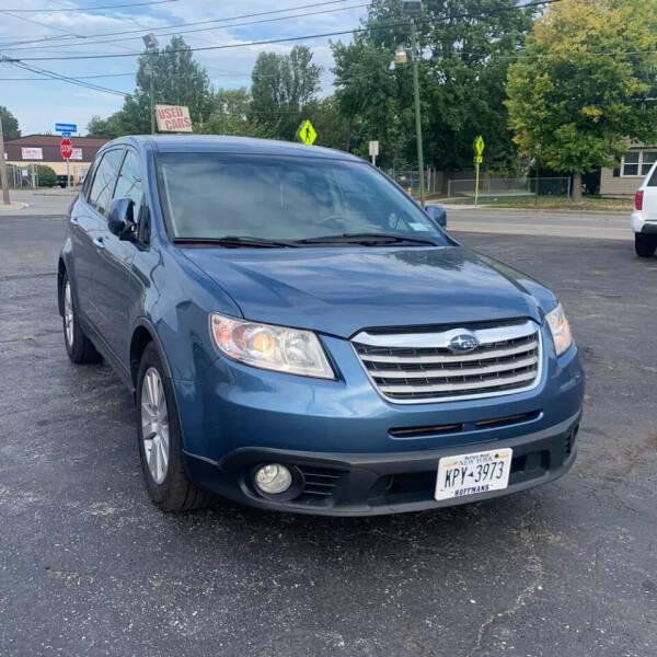 2009 Subaru Tribeca for sale at American & Import Automotive in Cheektowaga NY