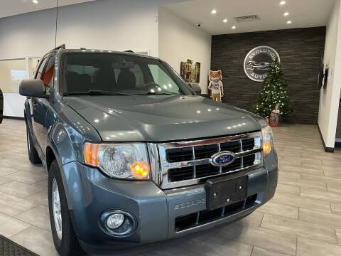 2010 Ford Escape for sale at Evolution Autos in Whiteland IN