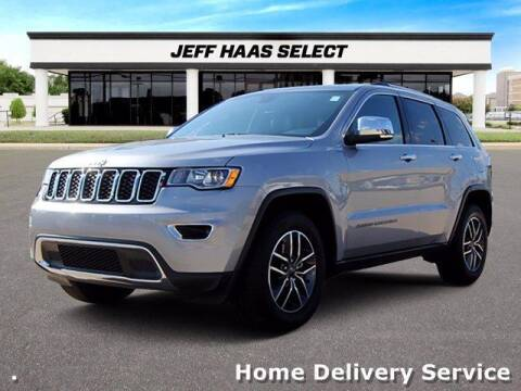 2020 Jeep Grand Cherokee for sale at JEFF HAAS MAZDA in Houston TX
