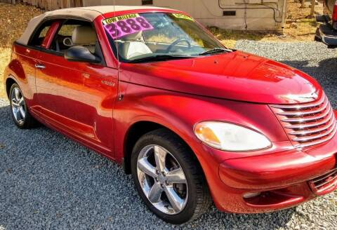 2005 Chrysler PT Cruiser for sale at AUCTION SERVICES OF CALIFORNIA in El Dorado CA