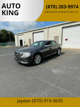 2019 Chrysler 300 for sale at AUTO KING in Jonesboro AR
