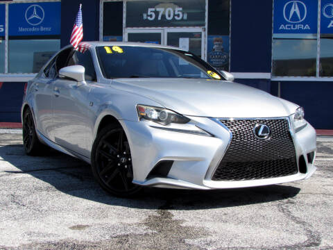 2014 Lexus IS 250 for sale at Orlando Auto Connect in Orlando FL