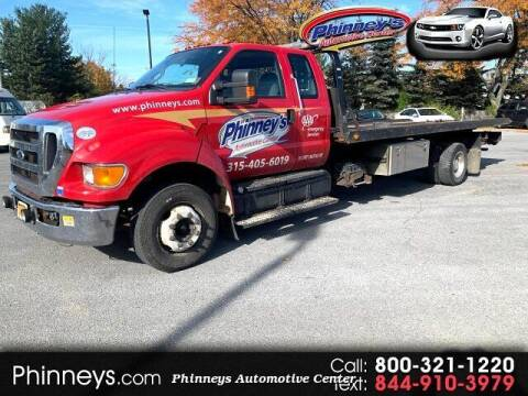 2011 Ford F-650 Super Duty for sale at Phinney's Automotive Center in Clayton NY