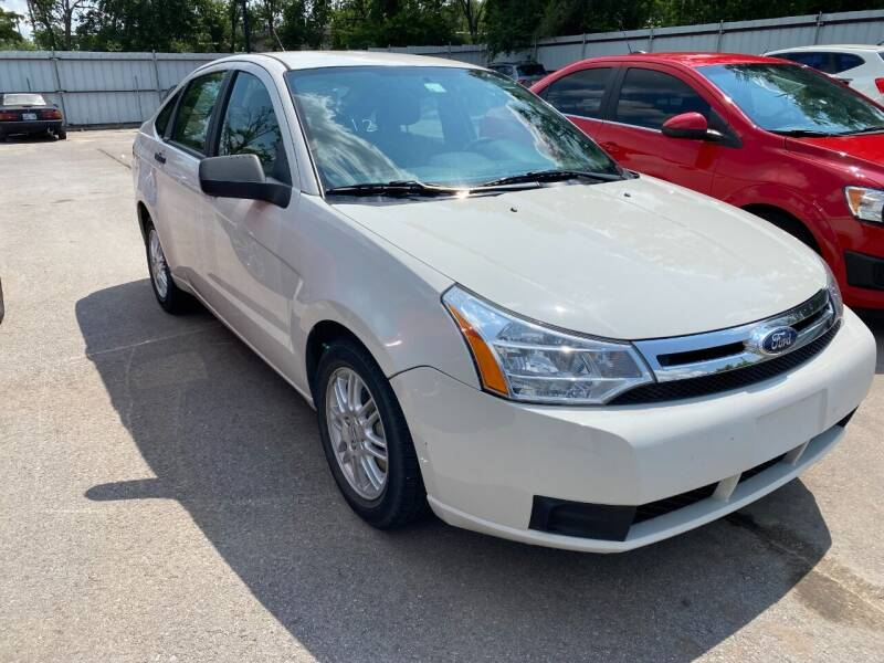 2011 Ford Focus for sale at Auto Solutions in Warr Acres OK