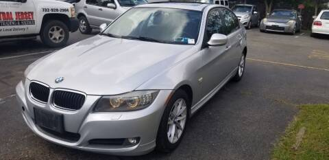 2010 BMW 3 Series for sale at Central Jersey Auto Trading in Jackson NJ