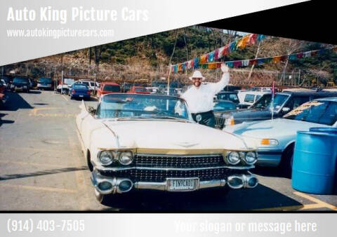 1959 Cadillac Series 62 for sale at Auto King Picture Cars - Rental in Westchester County NY