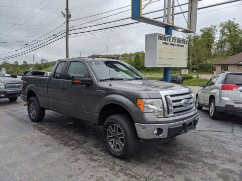 2012 Ford F-150 for sale at Route 22 Autos in Zanesville OH