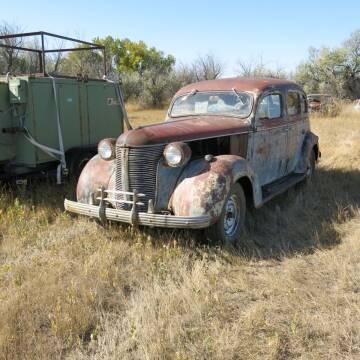 1937 Desoto 4 DR. sedan