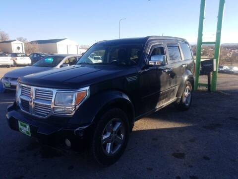 2008 Dodge Nitro for sale at Independent Auto in Belle Fourche SD