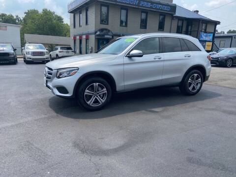 2018 Mercedes-Benz GLC for sale at Sisson Pre-Owned in Uniontown PA