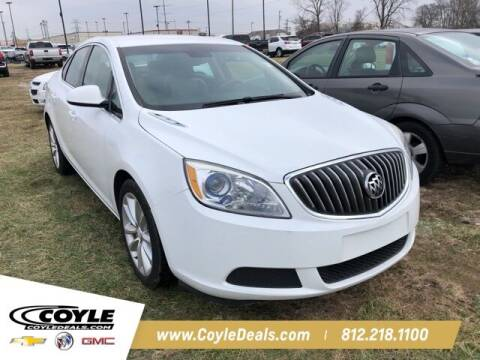 2015 Buick Verano for sale at COYLE GM - COYLE NISSAN in Clarksville IN