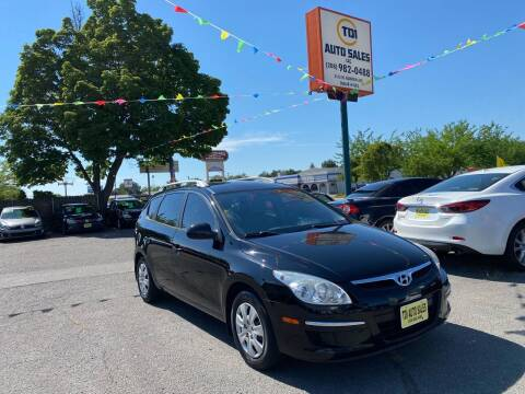 2011 Hyundai Elantra Touring for sale at TDI AUTO SALES in Boise ID