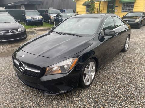 2016 Mercedes-Benz CLA for sale at Velocity Autos in Winter Park FL