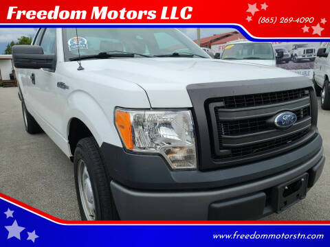 2013 Ford F-150 for sale at Freedom Motors LLC in Knoxville TN