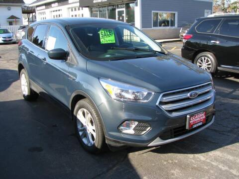 2019 Ford Escape for sale at CLASSIC MOTOR CARS in West Allis WI